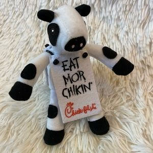 Other - 5 for $15! Chick-fil-A Eat Mor Chikin Plush